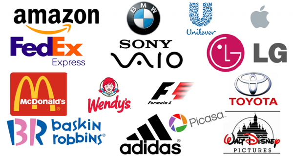 logo nổi tiếng