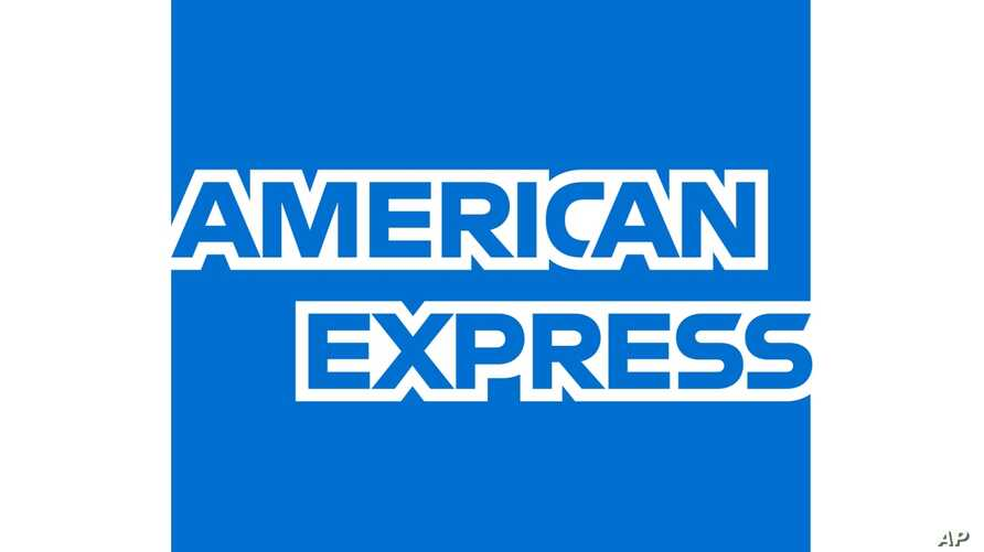 thiết kế logo american express