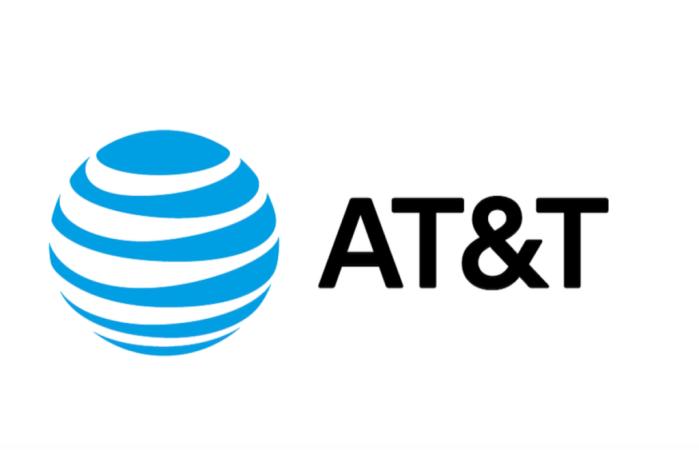 thiết kế logo AT&T