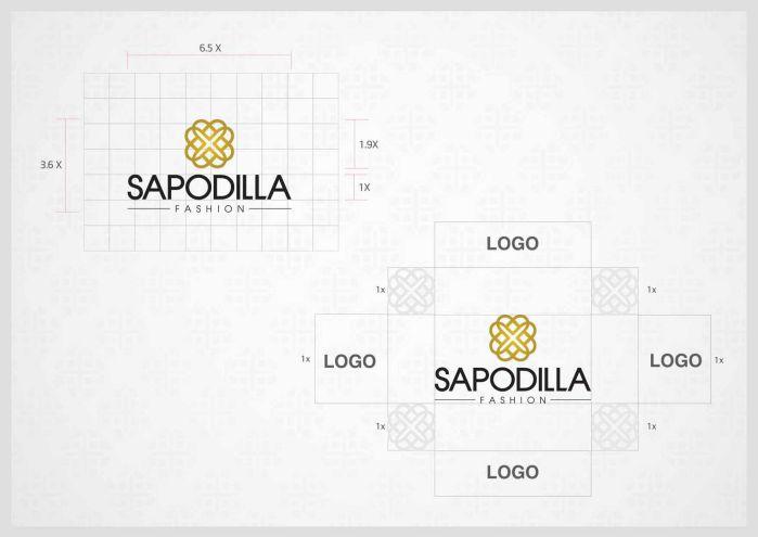 Kích thước thiết kế logo