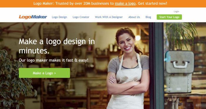 Trang web thiết kế logo miễn phí